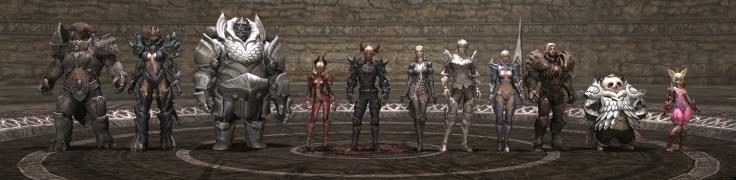 tera-characters