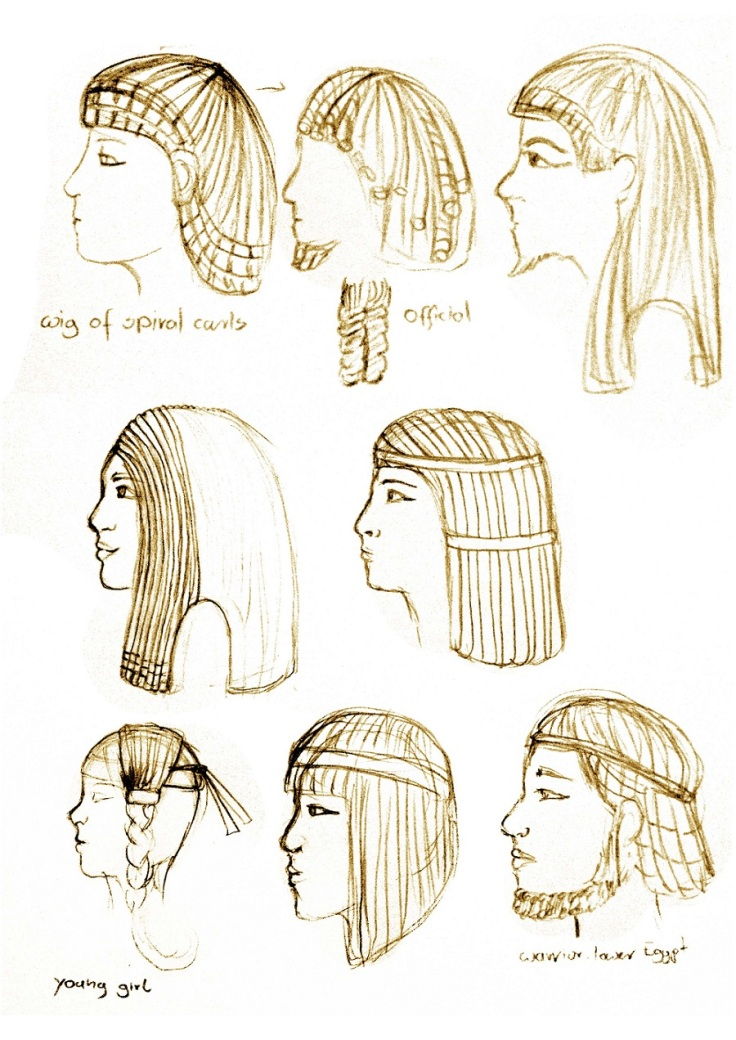 hair study - Copy